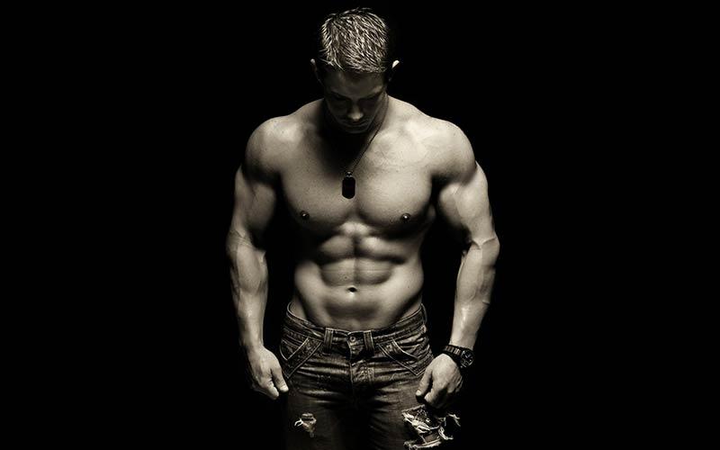 Изваяни мускули или силна имунна система?