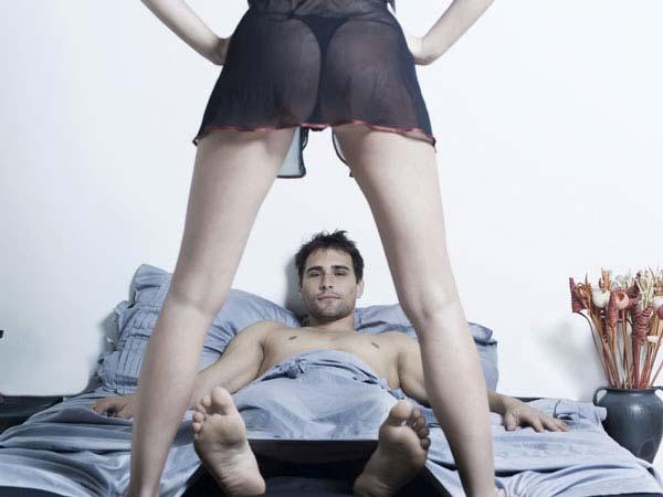Не се плаши да предложиш да правите мръсен секс