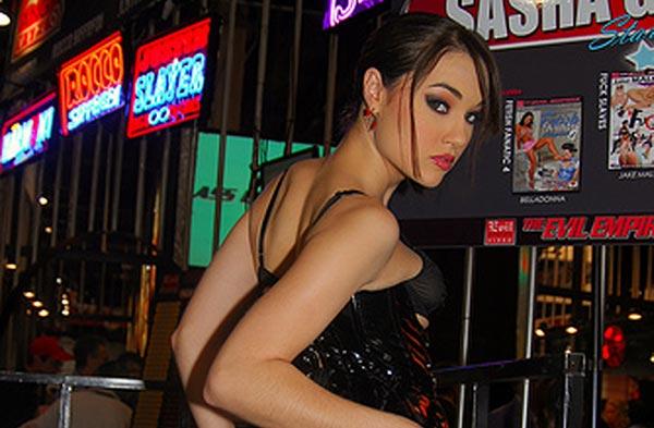 Саша Грей е една от най-богатите порно актриси