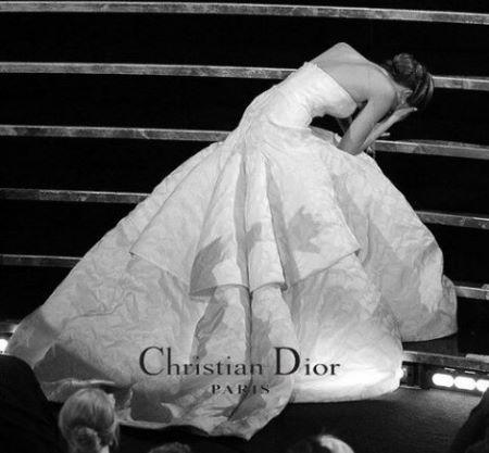 Dior и Дженифър Лорънс