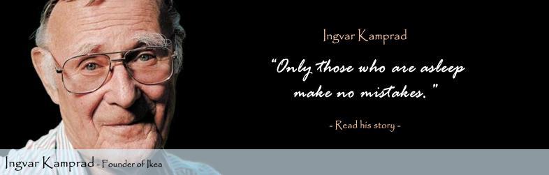 Невероятната история на Ингвар Кампрад