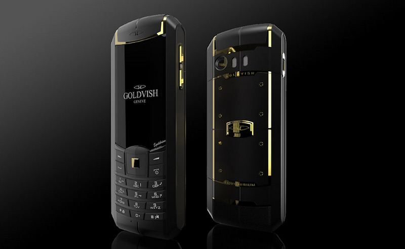 Equilibrium на Goldvish е сред най-скъпите телефони в света