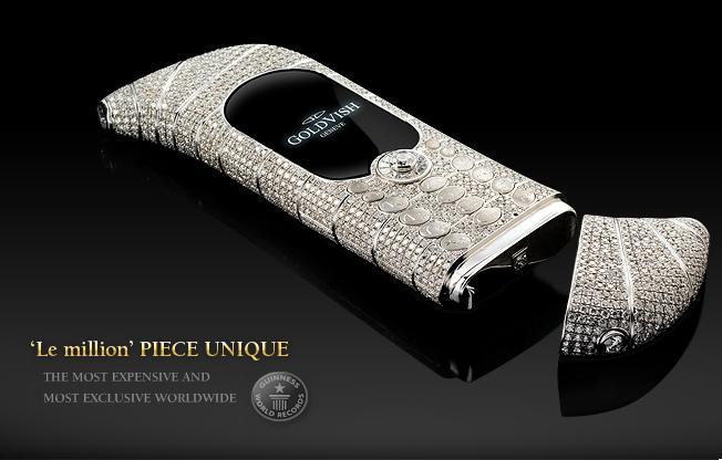 Le Million е най-скъпият телефон в света