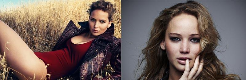 Дженифър Лорънс е сред топ 10 на най-желаните актриси
