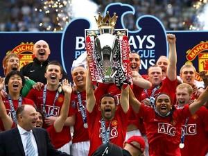 Манчестър Юнайтед - властелинът на Висшата Лига