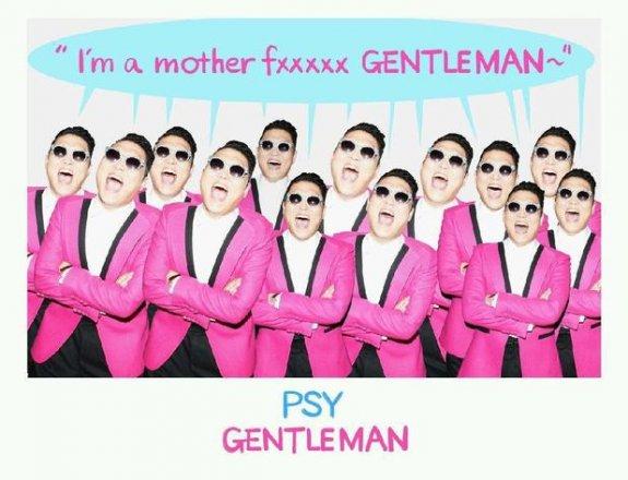 PSY избухна с нова песен