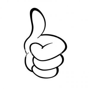 Повдигнатият палец има няколко значения в различните части на света