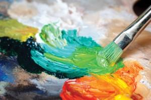 Терапията на изкуството