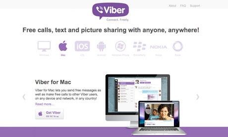 Viber става конкуренция на Skype