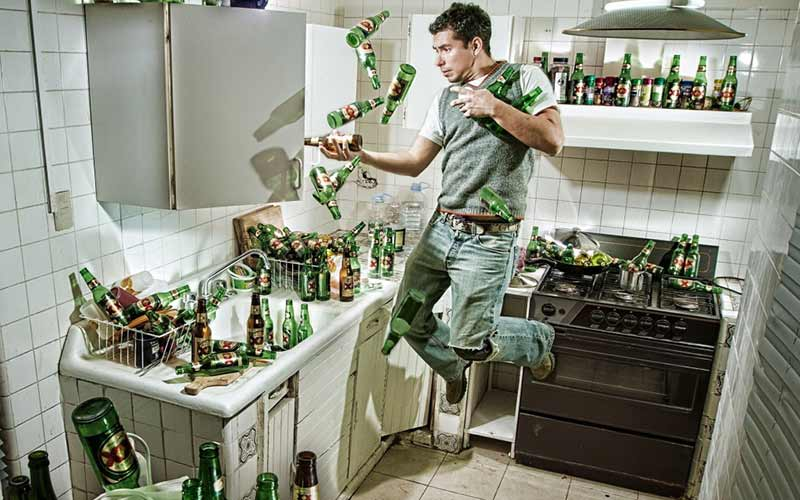 Защо бирата е любовта на мъжете?