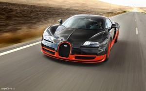 10-те най-бързи автомобила в света