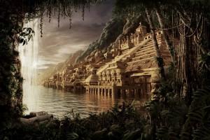 Топ 5 най-красиви изгубени града
