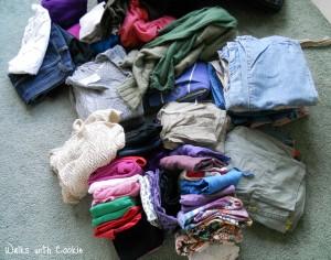 гардеробът ми се пръска по шевовете