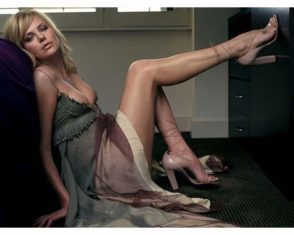 Най–сексапилните крака на Холивуд