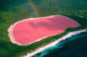 Lac Rose или Розовото езеро