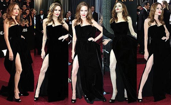 Най-сексапилните крака на Холивуд