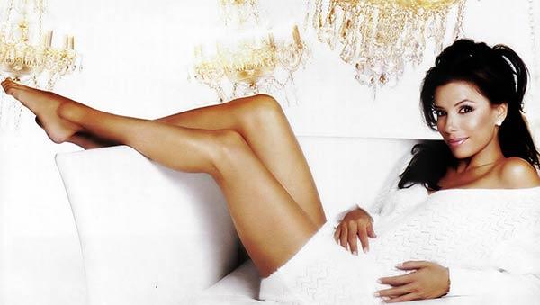 Топ 12 на най-сексапилните крака на Холивуд