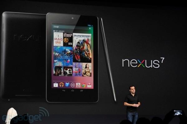 Google Nexus 7 с подобрен процесор