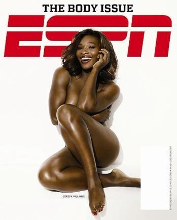 Супер секси (голи) спортисти