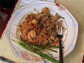 Тайните на тайландската кухня