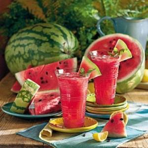 Освежаващи летни напитки с... диня!