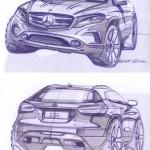 Новият Mercedes GLA