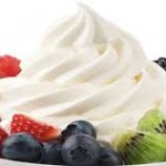 замразен йогурт