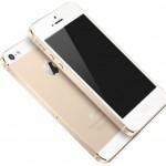 Златен iPhone 5S