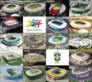 Бразилия 2014 - рекордни продажби на билети