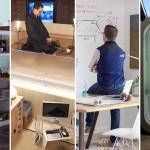 Най-креативните идеи за домашен офис