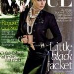Адриана Лима за Vogue