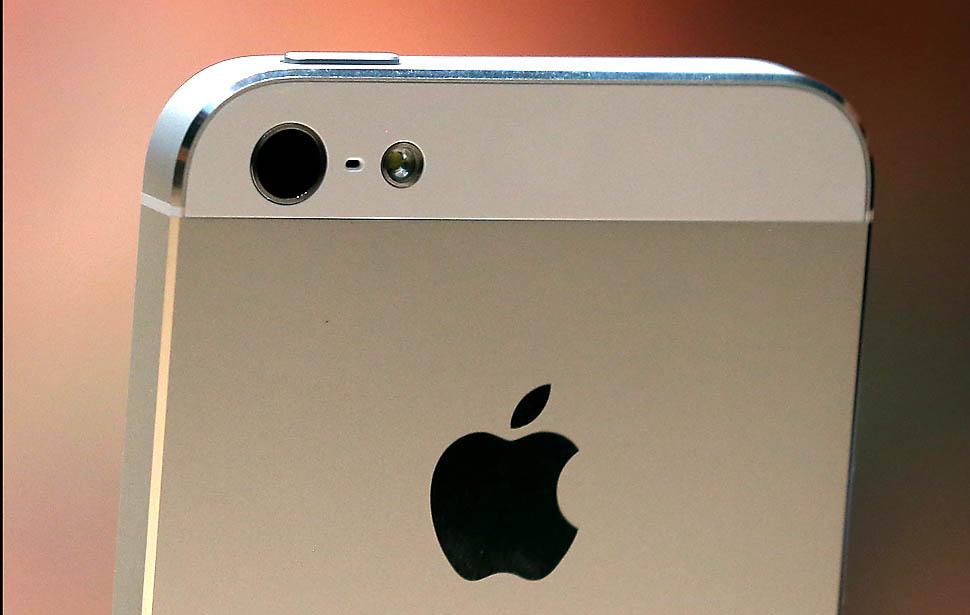 Новият iPhone 5S