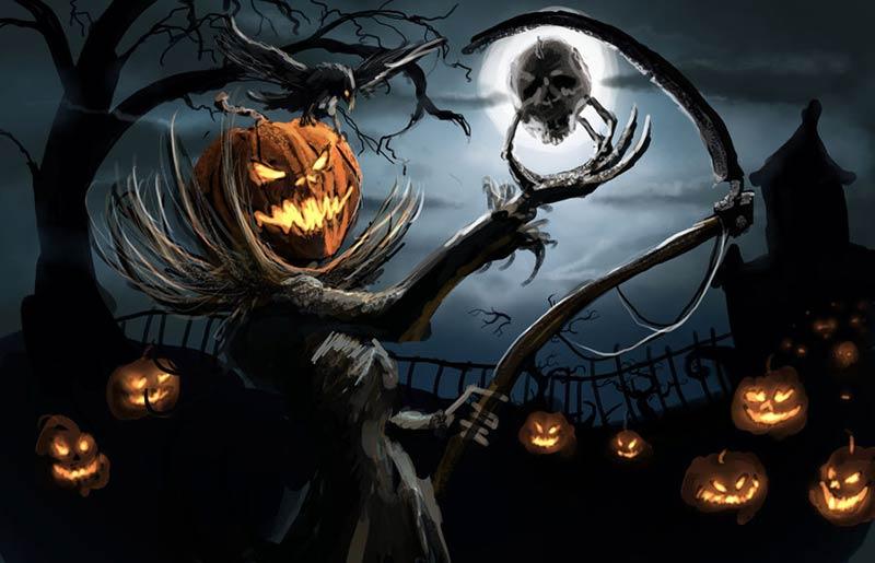 Нощта на Хелоуин