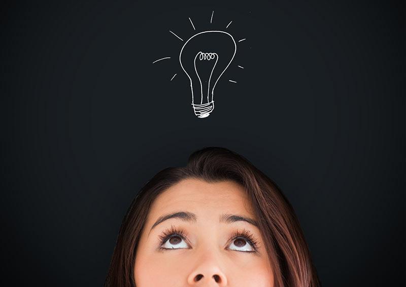 Не е нужно да си гений, за да имаш гениални идеи