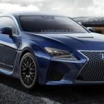 Lexus RC – свиреп и страшен