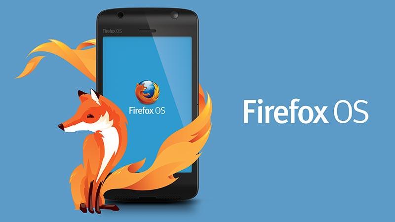 Mozilla пусна своя OS - Firefox OS