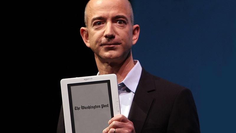 Джеф-Безос е сред 10-те най-влиятелни бизнес лидери за 2013