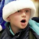 Летище се превърна в работилница на Дядо Коледа