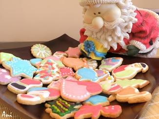 Коледните сладки изкушения на Ани