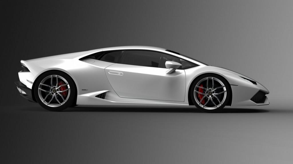 Новият звяр на Lamborghini – Huracán