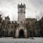 Изоставена красота или историята на замъкът Миранда