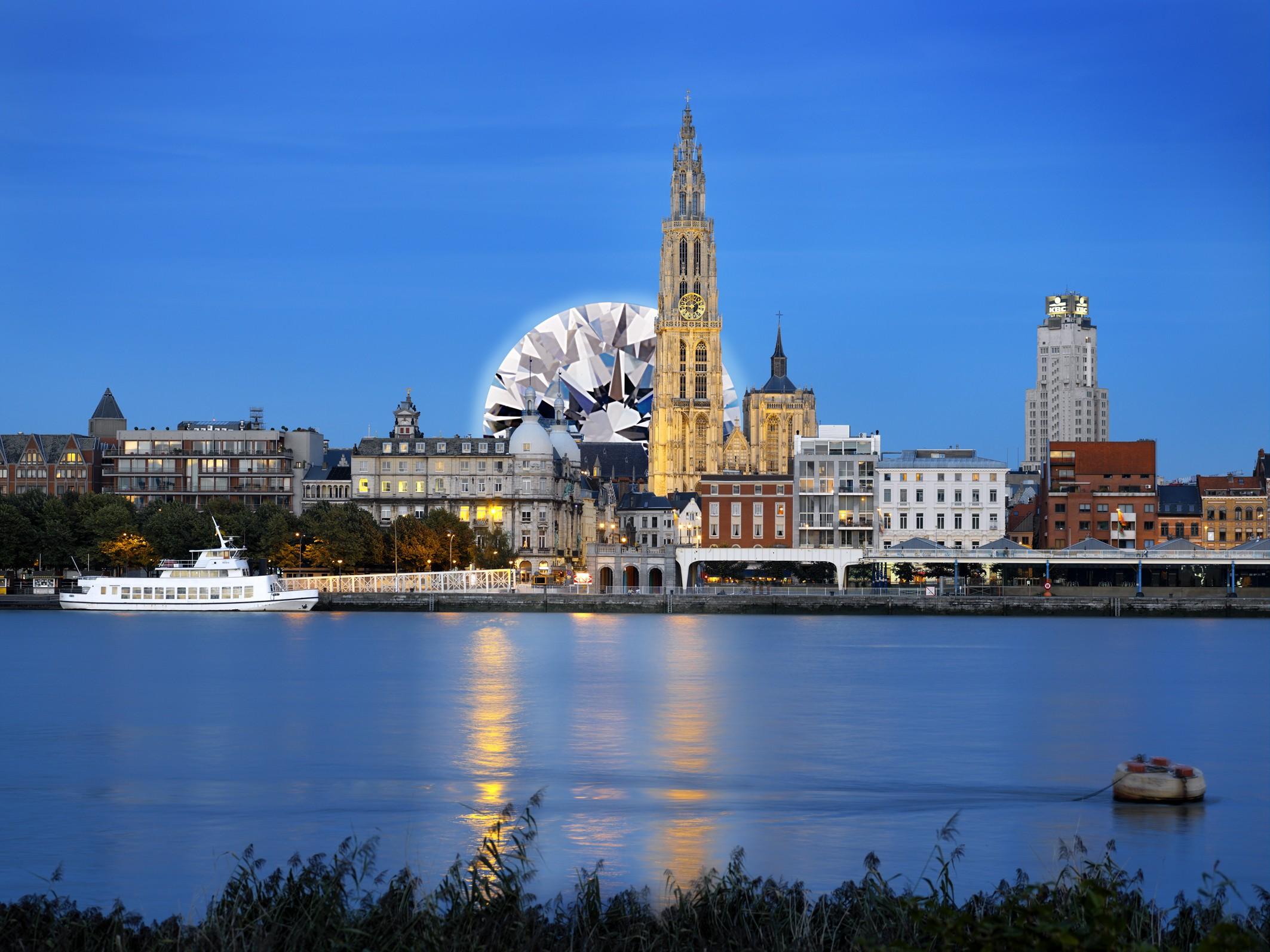 Антверпен и стратегиите на богатството