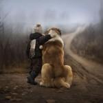Елена Шумилова и магическите снимки на две деца