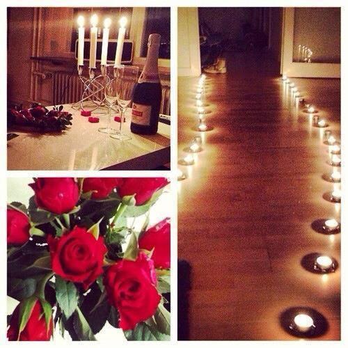 Романтични идеи за незабравим Свети Валентин
