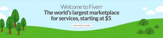 Как да правим пари онлайн с Fiverr