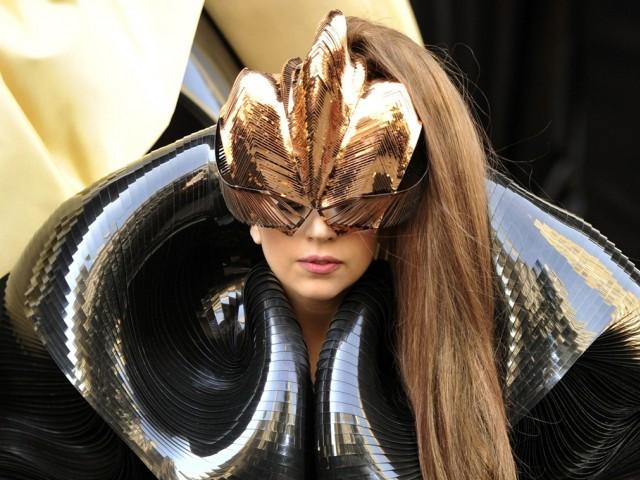 Лейди Гага с концерт в космоса