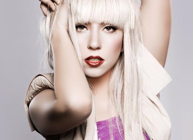Гага с концерт в космоса
