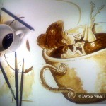 Арт Кафе и чаша ароматно еспресо