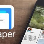 """Paper"" - новото мобилно приложение на Facebook за IPhone"