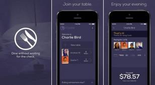 Мобилно приложение плаща сметката в ресторанта